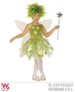 Costume Trilly bimba peter pan