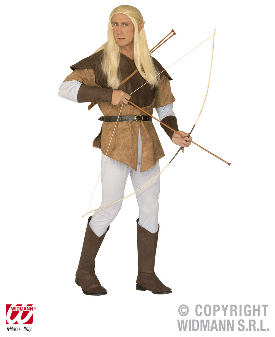 Costume Legolas Elfo / arciere - taglia S Shop Magic Games P