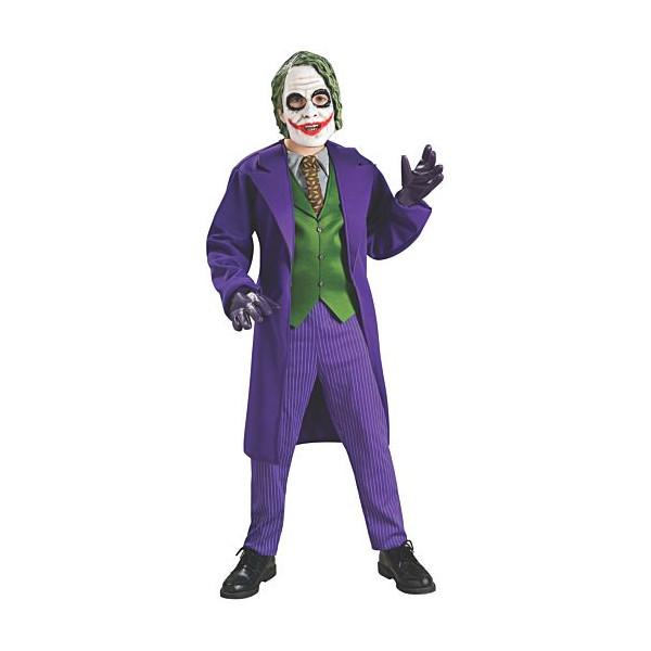 Costume joker bambino shop magic games party