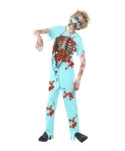 Costume chirurgo zombie bimbo