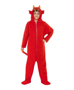 Costume Diavolo bimbo