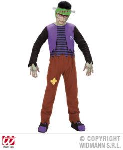 Costume Frankenstein bimbo