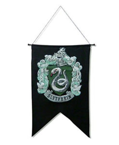 Sciarpa Serpeverde Deluxe Harry Potter Shop Magic Games Party