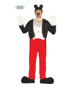Costume Topolino Mickey Mouse adulto