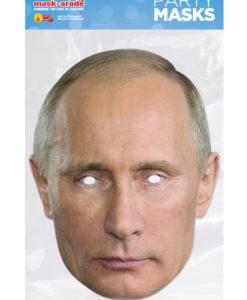 Maschera Vladimir Putin 3D cartonicno